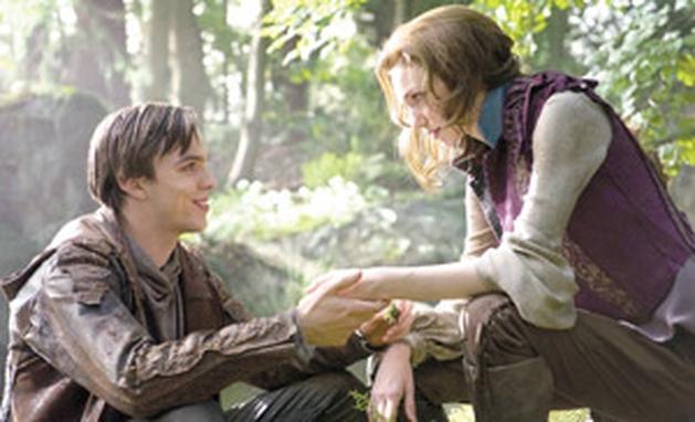 Onde foi parar a magia do conto de fadas?