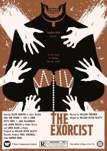 O Exorcista - Poster / Capa / Cartaz - Oficial 9