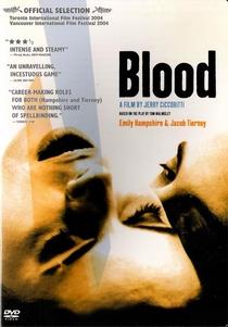 Blood - Poster / Capa / Cartaz - Oficial 1