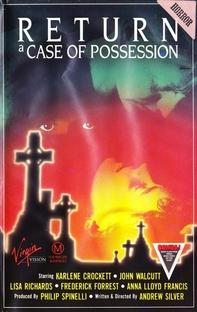 A Reencarnação  - Poster / Capa / Cartaz - Oficial 1