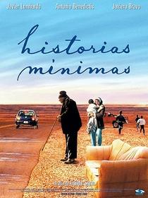 Histórias Mínimas - Poster / Capa / Cartaz - Oficial 1
