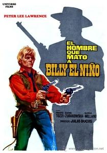 O Homem Que Matou Billy the Kid - Poster / Capa / Cartaz - Oficial 3