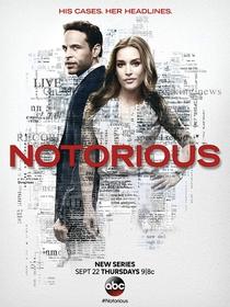 Notorious (1ª Temporada) - Poster / Capa / Cartaz - Oficial 1