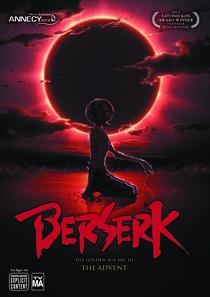 Berserk: Era de Ouro Ato III: A Queda - Poster / Capa / Cartaz - Oficial 3