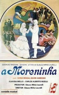 A Moreninha - Poster / Capa / Cartaz - Oficial 1