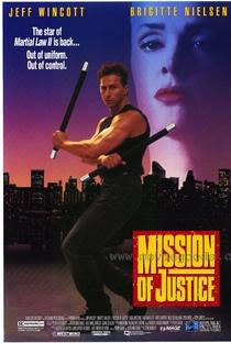 Leis Marciais 3: Missão de Justiça - Poster / Capa / Cartaz - Oficial 1