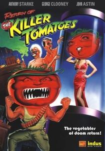 O Retorno dos Tomates Assassinos - Poster / Capa / Cartaz - Oficial 5