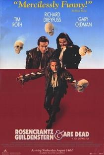 Rosencrantz e Guildenstern Estão Mortos - Poster / Capa / Cartaz - Oficial 4