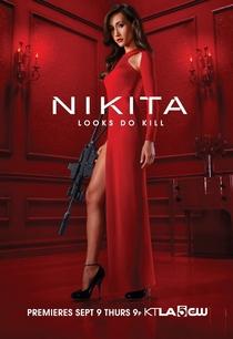 Nikita (1ª Temporada) - Poster / Capa / Cartaz - Oficial 1