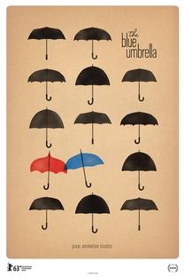 O Guarda-Chuva Azul - Poster / Capa / Cartaz - Oficial 1