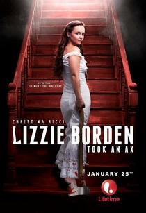 A Arma de Lizzie Borden - Poster / Capa / Cartaz - Oficial 1