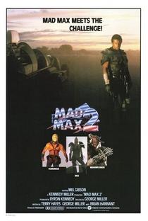 Mad Max 2: A Caçada Continua - Poster / Capa / Cartaz - Oficial 4