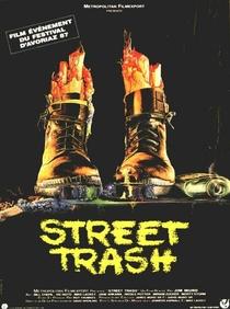 O Lixo das Ruas - Poster / Capa / Cartaz - Oficial 5