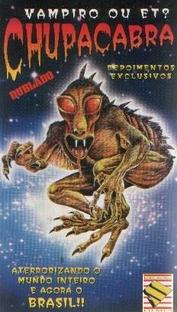 Vampiro ou ET? Chupacabra - Poster / Capa / Cartaz - Oficial 1