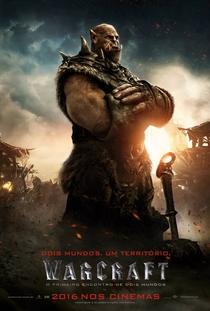 Warcraft: O Primeiro Encontro de Dois Mundos - Poster / Capa / Cartaz - Oficial 20