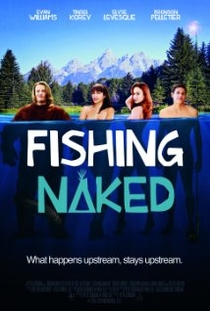 Fishing Naked - Poster / Capa / Cartaz - Oficial 1