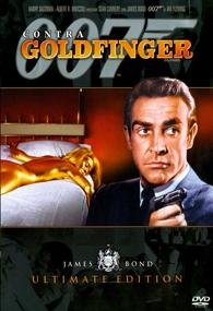 007 - Contra Goldfinger - Poster / Capa / Cartaz - Oficial 2