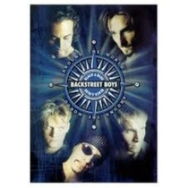 Backstreet Boys Around the World - Poster / Capa / Cartaz - Oficial 1