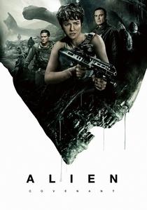 Alien: Covenant - Poster / Capa / Cartaz - Oficial 7