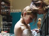 Corpo Celeste - Poster / Capa / Cartaz - Oficial 2
