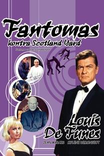 O Fantasma Contra Scotland Yard - Poster / Capa / Cartaz - Oficial 3