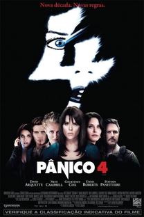 Pânico 4 - Poster / Capa / Cartaz - Oficial 2