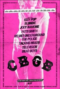 CBGB - O Berço do Punk Rock - Poster / Capa / Cartaz - Oficial 9