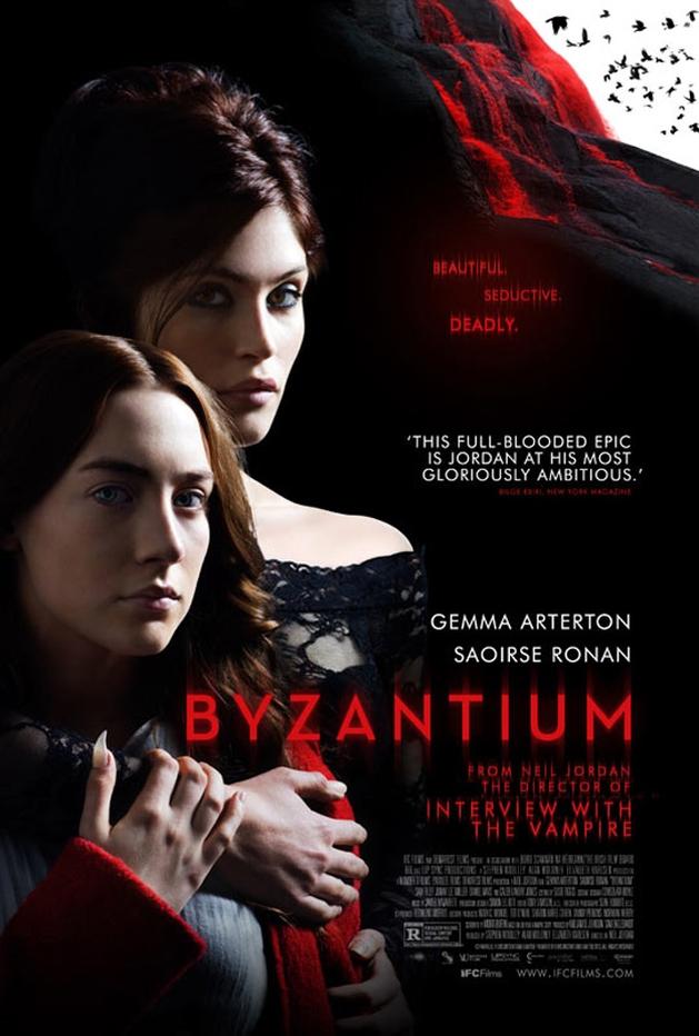 """Lenda dos vampiros retornam em """"Byzantium"""", veja o trailer do novo filme"""