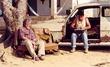 Cego e Amigo Gedeão à Beira da Estrada