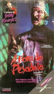 A Hora do Pesadelo - O Terror de Freddy Krueger I - Poster / Capa / Cartaz - Oficial 1