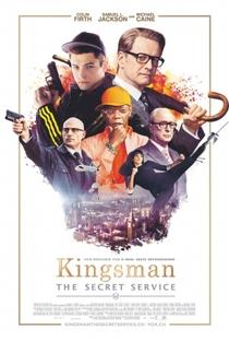 Kingsman: Serviço Secreto - Poster / Capa / Cartaz - Oficial 5