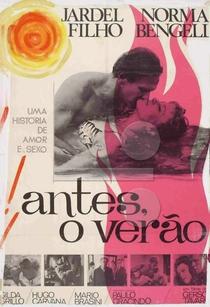 Antes, o Verão - Poster / Capa / Cartaz - Oficial 1