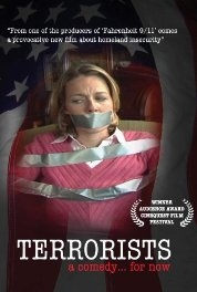 Terrorists - Poster / Capa / Cartaz - Oficial 1