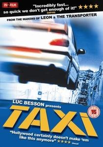Táxi - Velocidade nas Ruas - Poster / Capa / Cartaz - Oficial 4