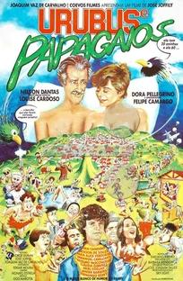 Urubus e Papagaios - Poster / Capa / Cartaz - Oficial 1