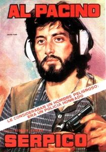 Serpico - Poster / Capa / Cartaz - Oficial 5