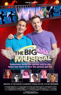 The Big Gay Musical - Poster / Capa / Cartaz - Oficial 1