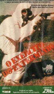 O Exército do Extermínio - Poster / Capa / Cartaz - Oficial 2