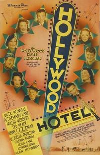 Hollywood Hotel - Poster / Capa / Cartaz - Oficial 1