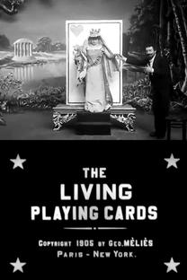 Les Cartes Vivantes - Poster / Capa / Cartaz - Oficial 1