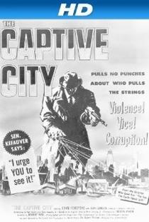 Cidade Cativa - Poster / Capa / Cartaz - Oficial 4