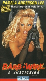Barb Wire - A Justiceira - Poster / Capa / Cartaz - Oficial 2