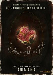 Venha Ver o Pôr do Sol  - Poster / Capa / Cartaz - Oficial 1