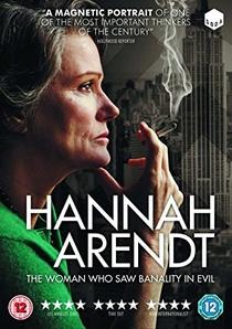 Hannah Arendt - Ideias Que Chocaram o Mundo - Poster / Capa / Cartaz - Oficial 4