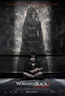 A Mulher de Preto 2: O Anjo da Morte  - Poster / Capa / Cartaz - Oficial 1