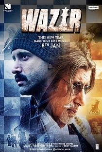 Wazir - Poster / Capa / Cartaz - Oficial 1