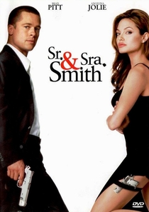 Sr. & Sra. Smith - Poster / Capa / Cartaz - Oficial 2
