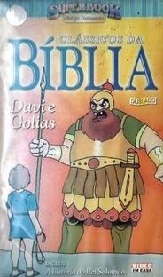 Clássicos da Bíblia - Davi e Golias - Poster / Capa / Cartaz - Oficial 1