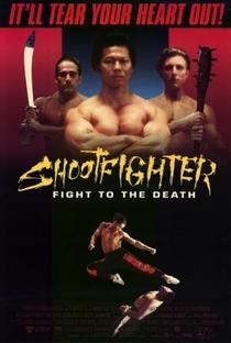 Shootfighter: O Combate Mortal - Poster / Capa / Cartaz - Oficial 3
