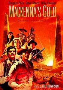 O Ouro de Mackenna - Poster / Capa / Cartaz - Oficial 8